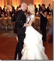 Rachel Bradshaw Bironas Ron Bironas wedding pics
