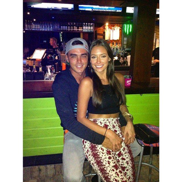 Alexis Randock Golfer Rickie Fowlers Girlfriend Bio, Wiki-7613