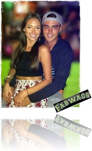 Rickie Fowler girlfriend Alexis Randock