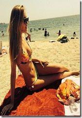 Viktoria Varga Graziano Pelle girlfriend_pics