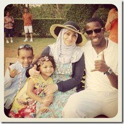 Zhavon Siufanua-Abdullah Husain Abdullah Wife photos