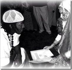 Zhavon Siufanua-Abdullah Husain Abdullah wedding