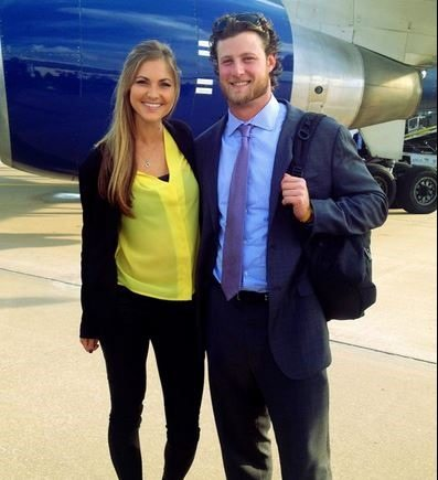 Amy Crawford Pirates Pitcher Gerrit Cole S Girlfriend