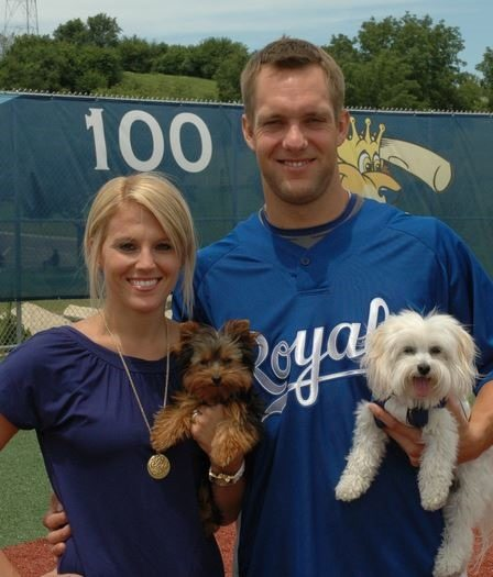 Jamie Gordon MLB player Alex Gordon's Wife