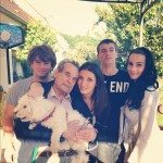 Berenice Lea Moures Gio Gonzalez Girlfriend-photos
