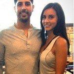Berenice Lea Moures Gio Gonzalez Girlfriend pictures