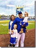 Billy  Butler wife Katie Butler pics