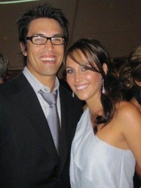 Sasha League: MLB Brandon League wife