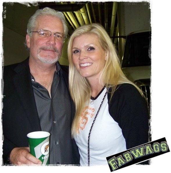 Amanda Sabean: SF Giants GM Brian Saben's Wife
