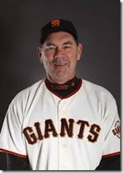 Bruce Bochy sf giants