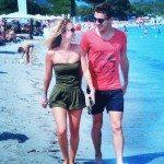 Camille Marchetti Jules Bianchi girlfriend-photos