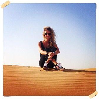 Camille Marchetti Jules Bianchi girlfriend photos