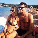 Camille Marchetti Jules Bianchi girlfriend_pics