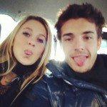 Camille Marchetti Jules Bianchi girlfriend_pictures