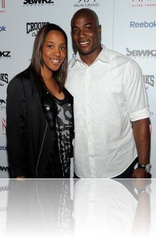 DeMarcus Ware wife Taniqua Smith Ware