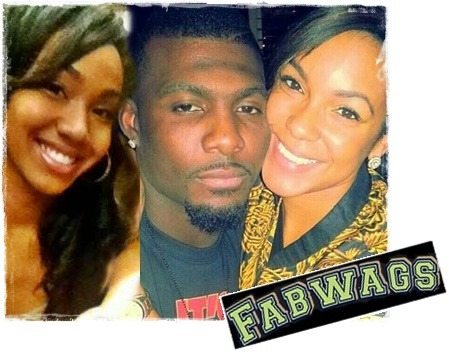 Dez Bryant's Girlfriends Ilyne Nash & Briana Hooks