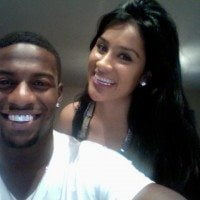 Emmanuel Sanders Girlfriend Gabriell Waheed Picture 200x200