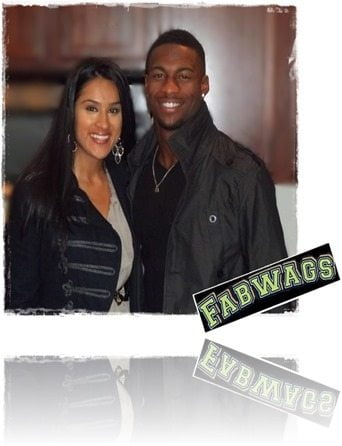 Emmanuel sanders girlfriend Gabriell Waheed pictures