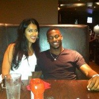 Gabriella Waheed Emmanuel Sanders Girlfriend Photo 200x200