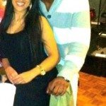 Gabriella Waheed emmanuel Sanders girlfriend picture