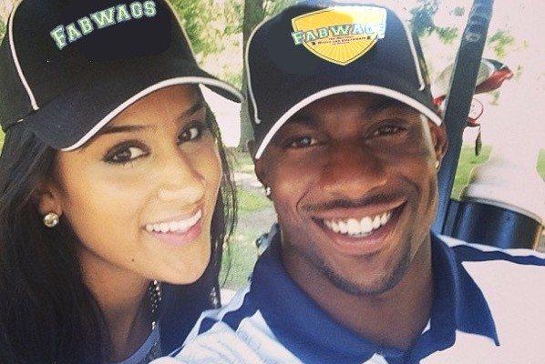 Gabriella Waheed NFL Player Emmanuel Sanders' Girlfriend/ Wife