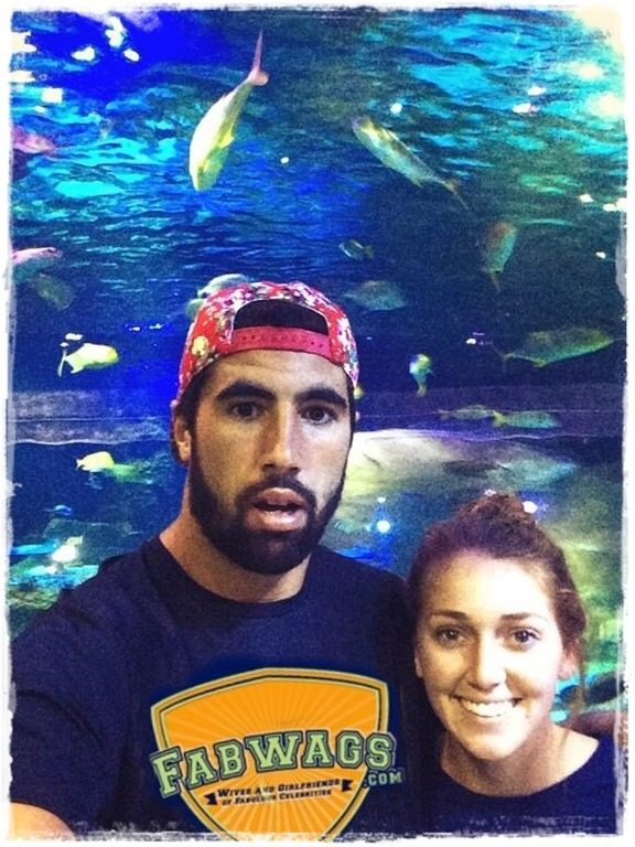 Is Sarah Halverson NFL Player Gavin Escobar's Girlfriend?