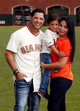 Mirna Blanco: MLB player Gregor Blanco's Wife