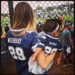 Heidi Mueller DeMarco Murray girlfriend-pics