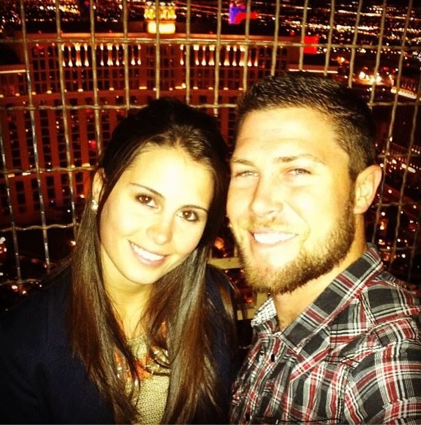 Shelley Strickland: SF Giants Player Hunter Strickland's Wife