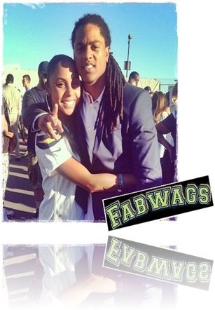 Jason Verrett girlfriend McKayla Roary