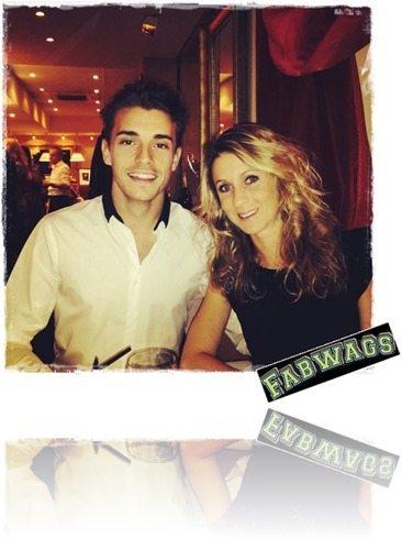 Jules Bianchi Girlfriend Camille Marchetti pic