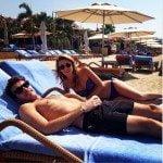 Jules Bianchi Girlfriend Camille Marchetti pics