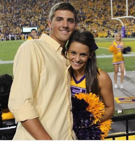 Taylor North- MLB Player  Kevin Gausman's Girlfriend