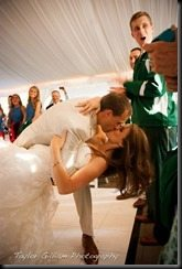 Kirk Cousins Julie Hampton wedding-pictures