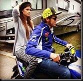 Linda Morselli Valentino Rossi girlfriend-pictures