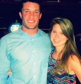 Shannon Reilly NFL  Luke Kuechly Girlfriend