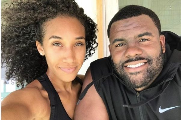 Chelsea (Diznee) Ingram NFL Mark Ingram's Wife