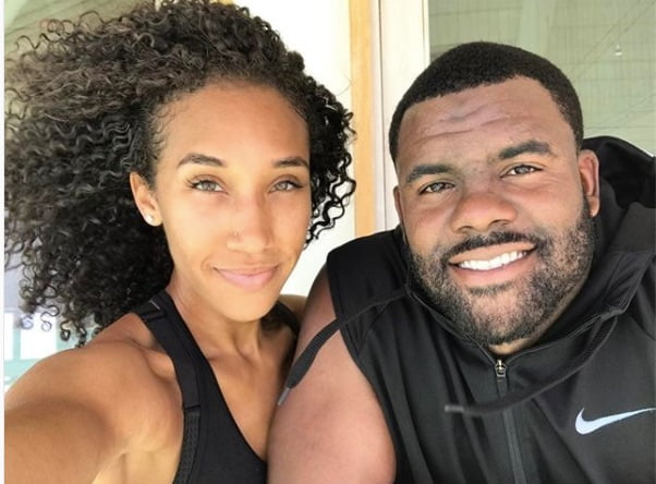 Mark Ingram's Wife Chelsea (Diznee) Ingram