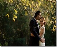 Michael Morse wife Jessica Etably Morse wedding picture