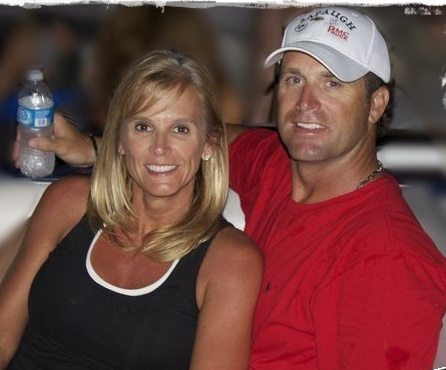 Mike Matheny wife Kristin Matheny picture