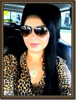 Mirna Blanco Gregor Blanco wife pic