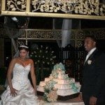 Nelson Cruz wife Solanyi Genao Cruz wedding pic