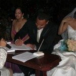 Nelson Cruz wife Solanyi Genao Cruz wedding pics
