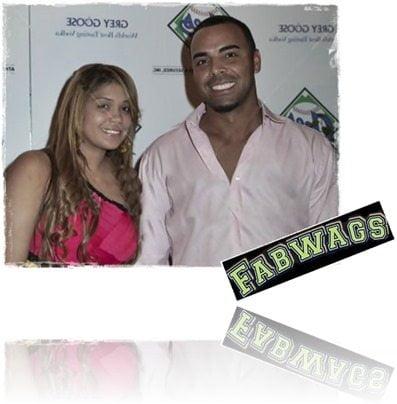 Nelson Cruz wife Solanyi Genao Cruz