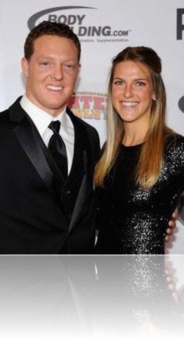 Nick Hundley wife Amy Hundley pic