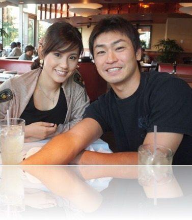 Nori Aoki wife Sachi Ohtake Aoki