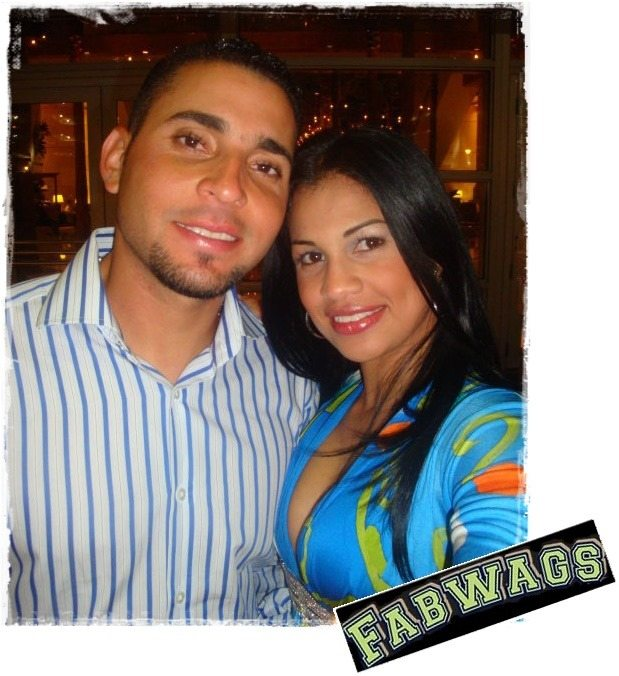 Yohanna Infante: MLB Player Omar Infante's Wife