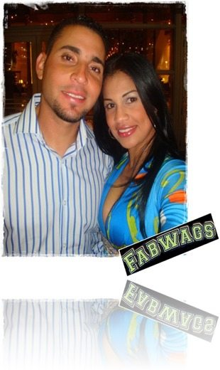 Omar Infante wife Yohanna Infante