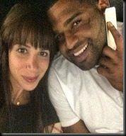 Pablo sandoval girlfriend Vanessa Soto pic