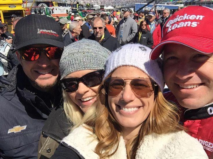 NASCAR Ryan Newman's Wife Krissie Newman